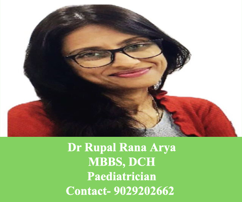 Dr Rupal Rana Arya