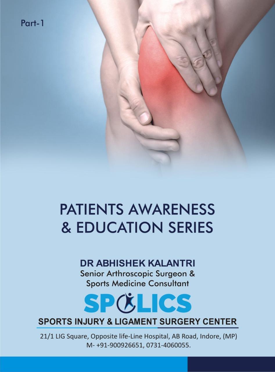 Awareness on Sports injuries & Arthroscopy series in Hindi by Dr Abhishek Kalantri