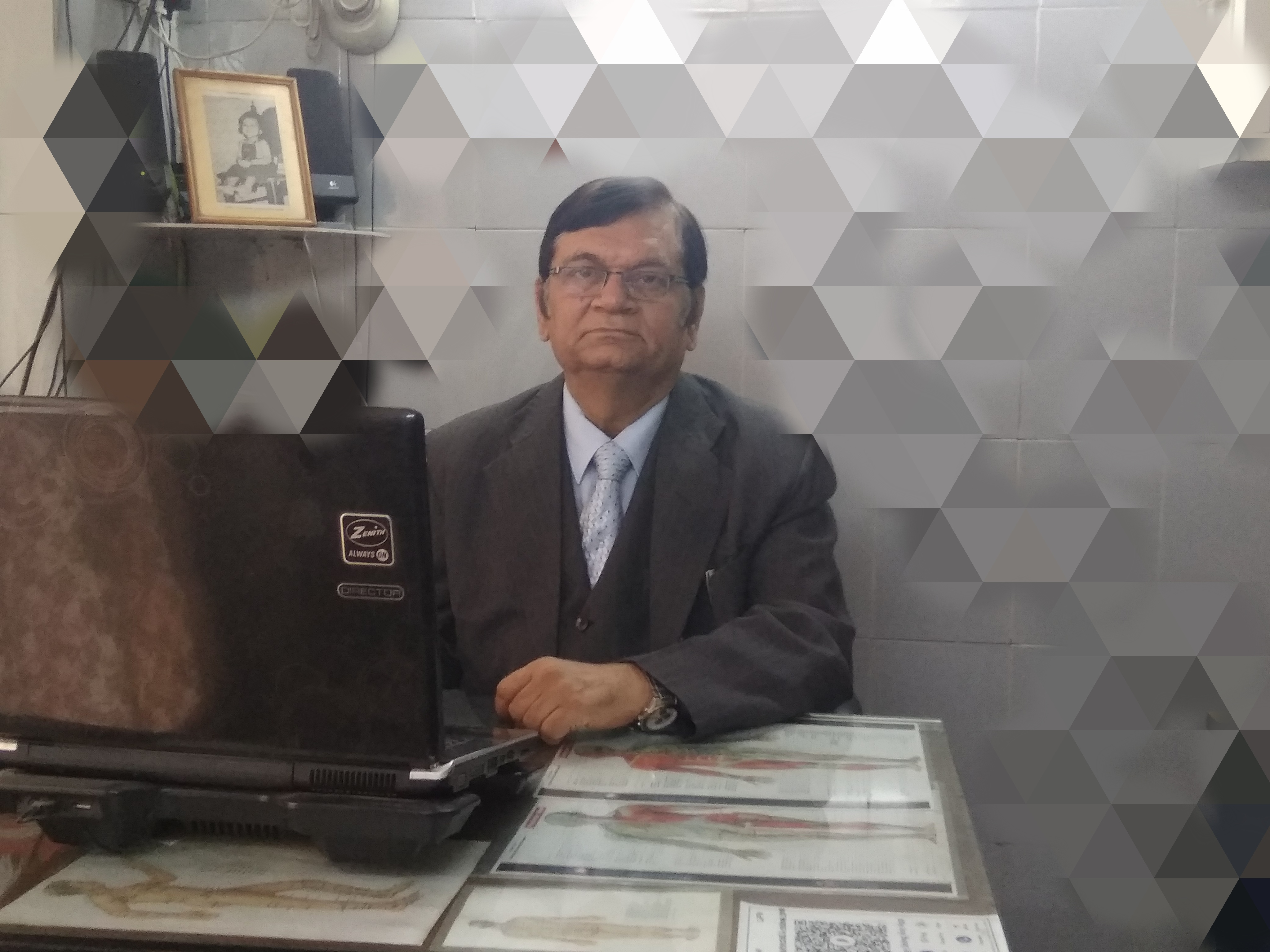 Dr B S Taneja