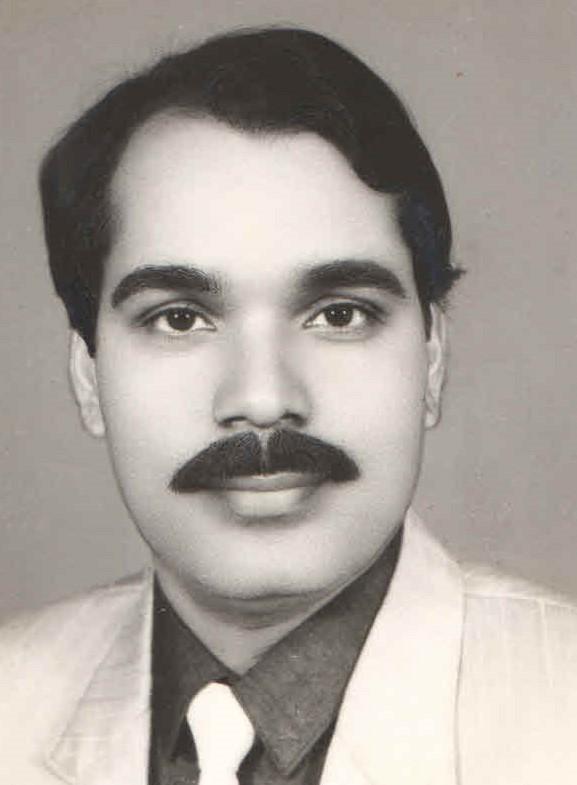Prof. dr. Gouri Kumar Prusty